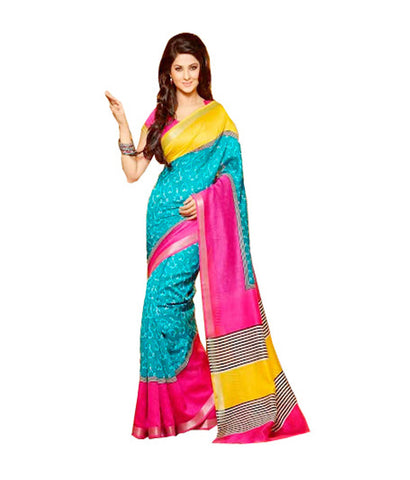 Saree - Silk - 140500105 - HAMALSTAR