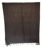 Churidar Material:- Top In Semi-Raw Silk , Duppata in Chanderi  and  Bottom in   Raw Cotton (Un-stitched)