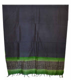 Churidar Material:- Top in  Printed Raw Silk , Duppata in  Raw Silk and  Bottom in  Raw Silk (Un-stitched)-160100269 - HAMALSTAR - 2