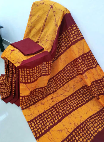 cotton saree 190500050