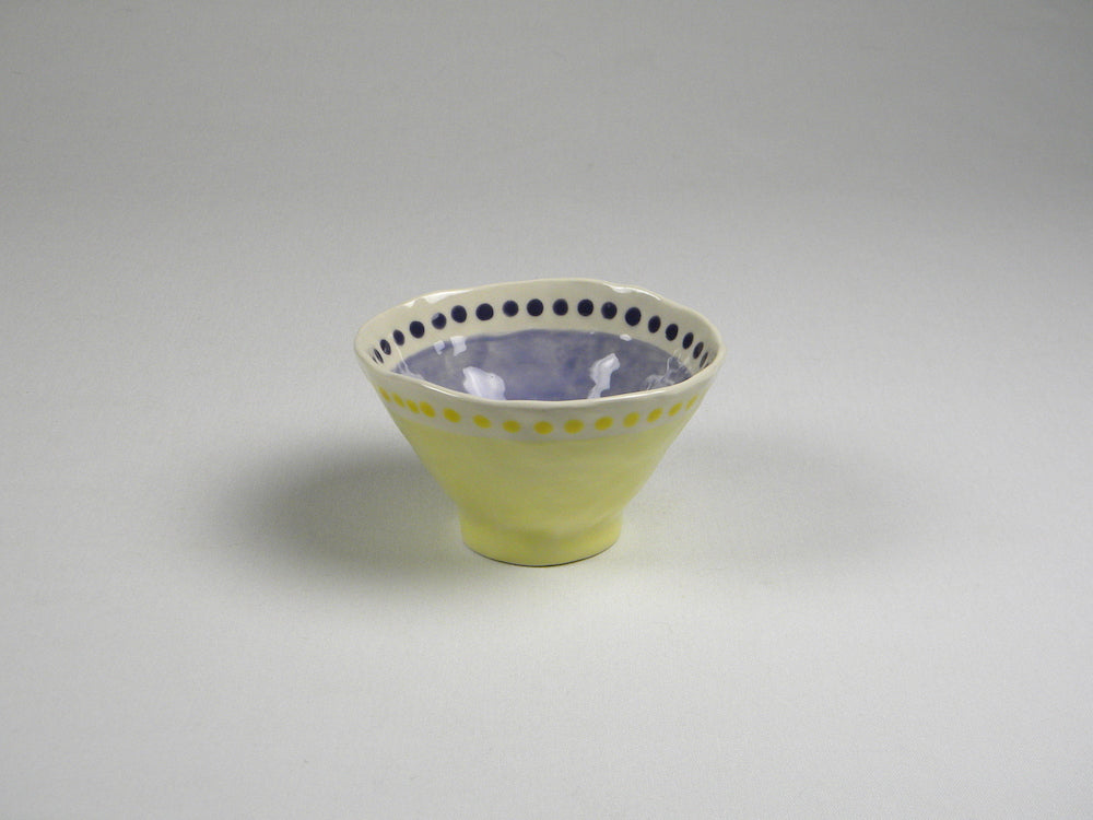 Dot Ice Cream Bowl