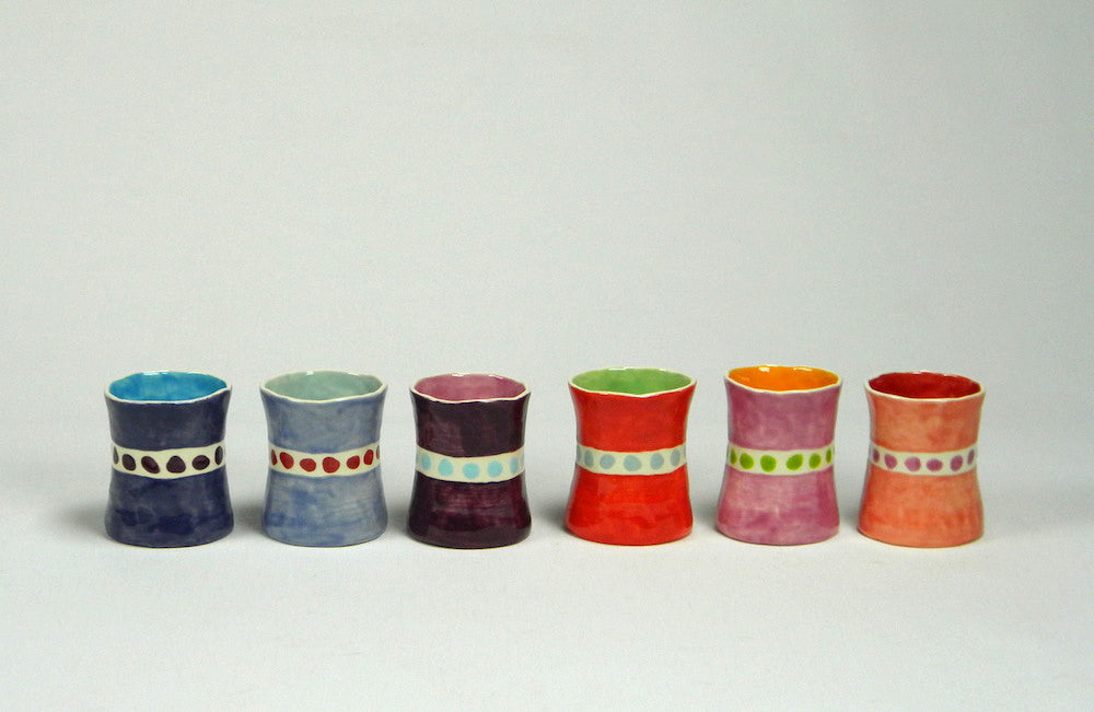 Rocky Juice Cups - Set of 6