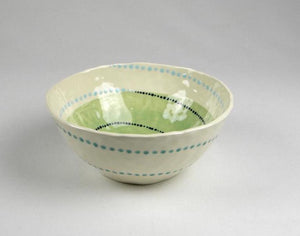 Swirl Serving Bowl