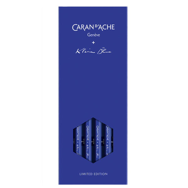 Caran d'Ache graphite pencils set SMALL BLUE®