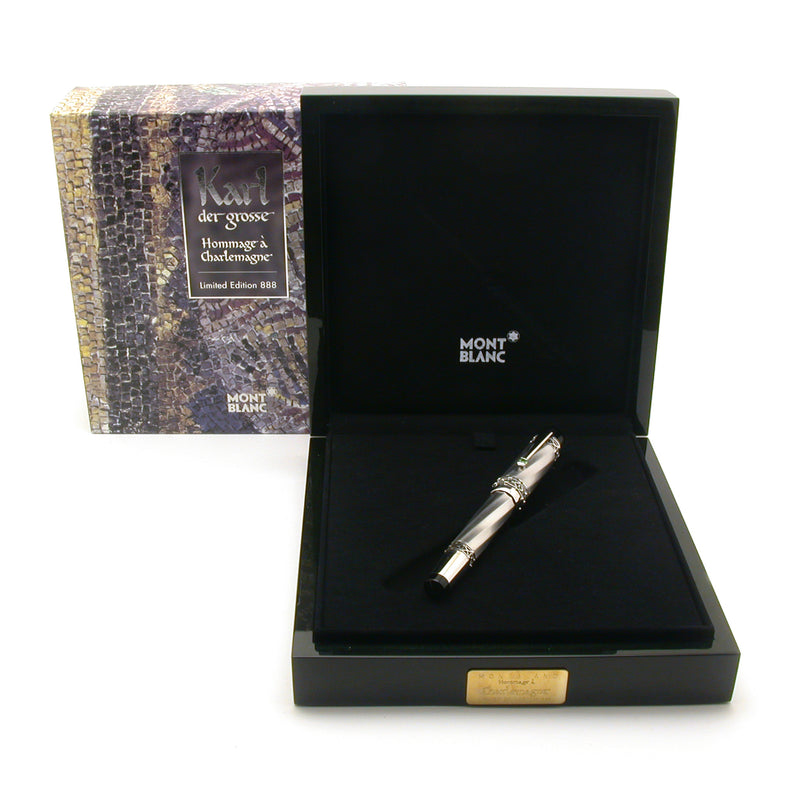 Montblanc Patron of Art Charlemagne 888 fountain pen (Pre-owned)