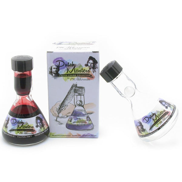 Akkerman Dutch Masters fountain pen ink 120ml | 12 colors