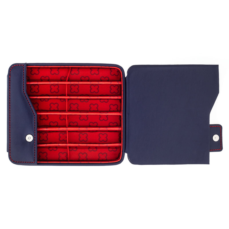 Esterbrook Navy Blue Pen Nook, 2-part pen pouch