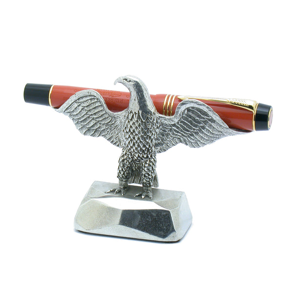 Jac Zagoory Designs Eagle pen stand