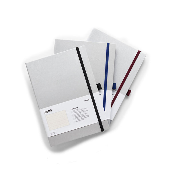 Lamy hardcover notebook A5 | 3 colors