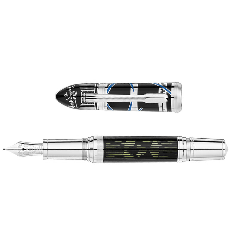 Montblanc Great Characters Walt Disney Limited Edition vulpen - P.W. Akkerman Den Haag