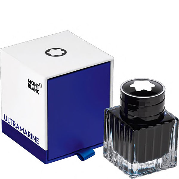 Montblanc inktflacon 30 ml. Blue-Palette collectie