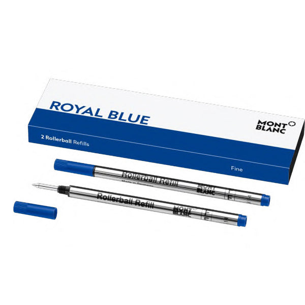 Montblanc Roller Pen Refills (Medium) | 21 colors