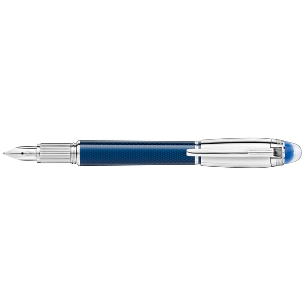 Montblanc Starwalker Blue Planet Doué fountain pen