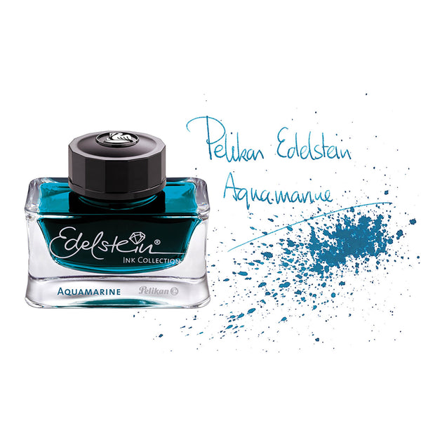 Pelikan Edelstein ink of the year 2016 Aquamarine - P.W. Akkerman Den Haag