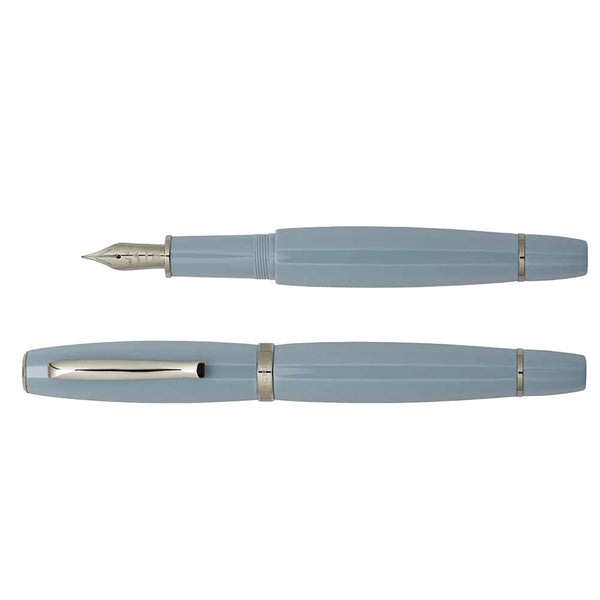 Scribo Feel Gray Blue fountain pen