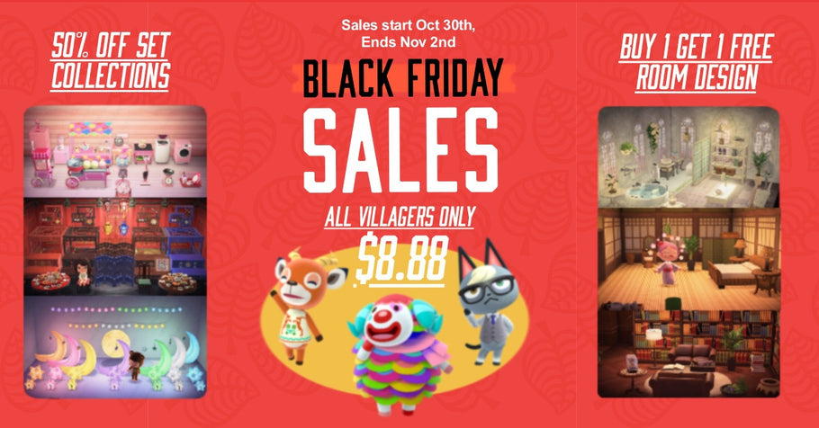 Black Friday Sales Start NOW!