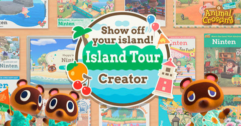 acnh-island-tour-creator-nintendo.com | Animal Crossing Update: New Content and Improvements