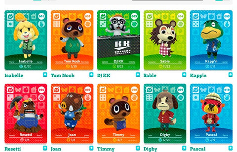 amiibo-cards-animal-crossing.com | How to Get Villagers to Move out ACNH