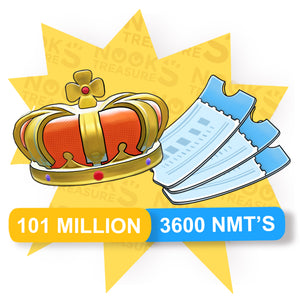 338 Royal Crown's + 3600 NMT's