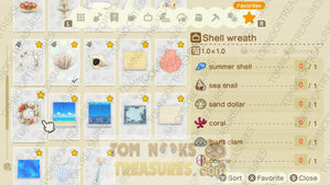 Shell DIY Recipes