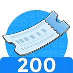 Nook Miles Tickets - 200