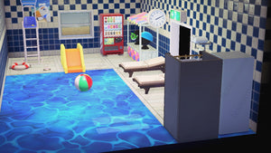 Indoor Pool (Animated)