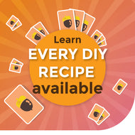 Learn Every DIY Recipe!