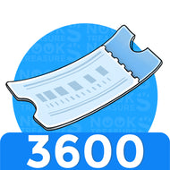 Nook Miles Tickets - 3600