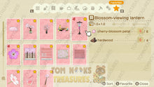 Load image into Gallery viewer, Cherry-Blossom DIY Recipes