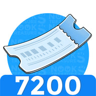 Nook Miles Tickets - 7200