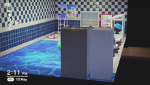 Load and play video in Gallery viewer, Indoor Pool (Animated)