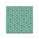 Green Honeycomb Tile