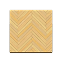 Light Herringbone Flooring