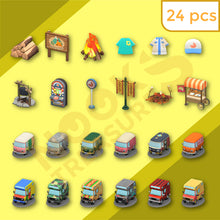 Load image into Gallery viewer, Pocket Camp Exclusive Set