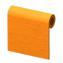 Orange-Paint Wall