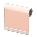 Pink Simple-Cloth Wall