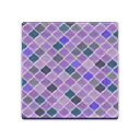 Purple Desert-Tile Flooring