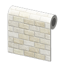 White-Brick Wall