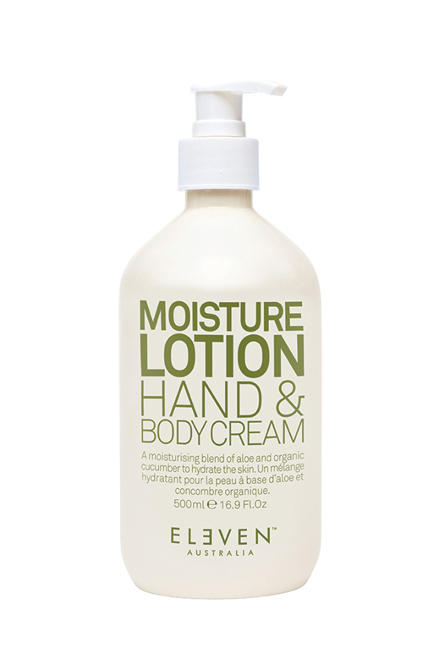 Moisture lotion hand and body cream
