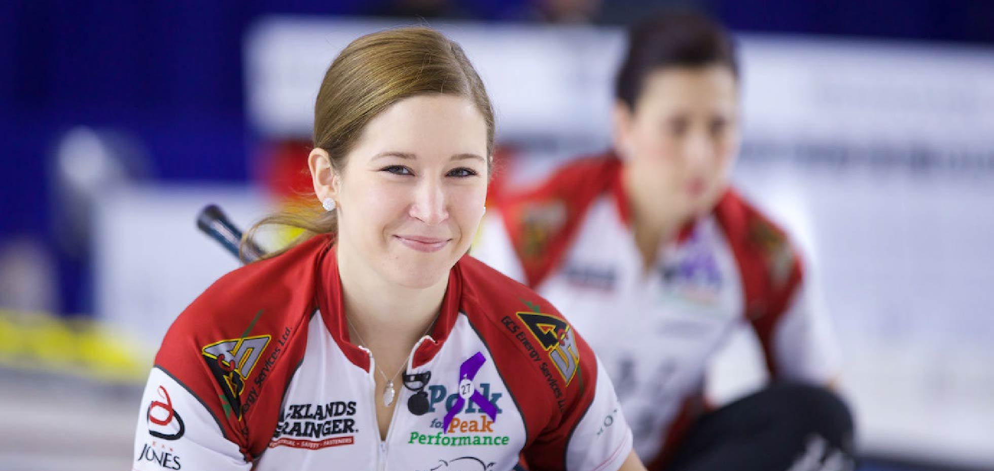 Kaitlyn Lawes, Team Jennifer Jones, Photo Credit: Sportsnet