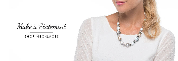 Make a Statement with Cyber Monday necklaces