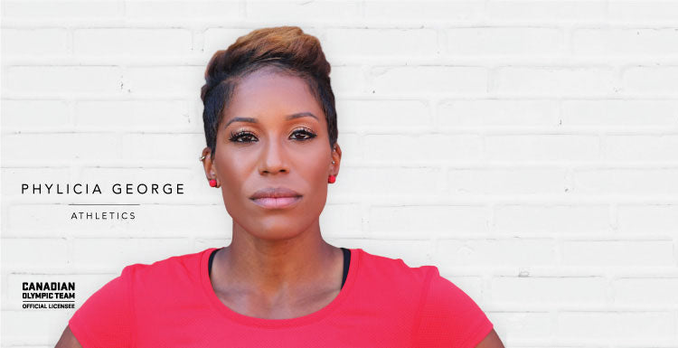 Phylicia George - Athlete