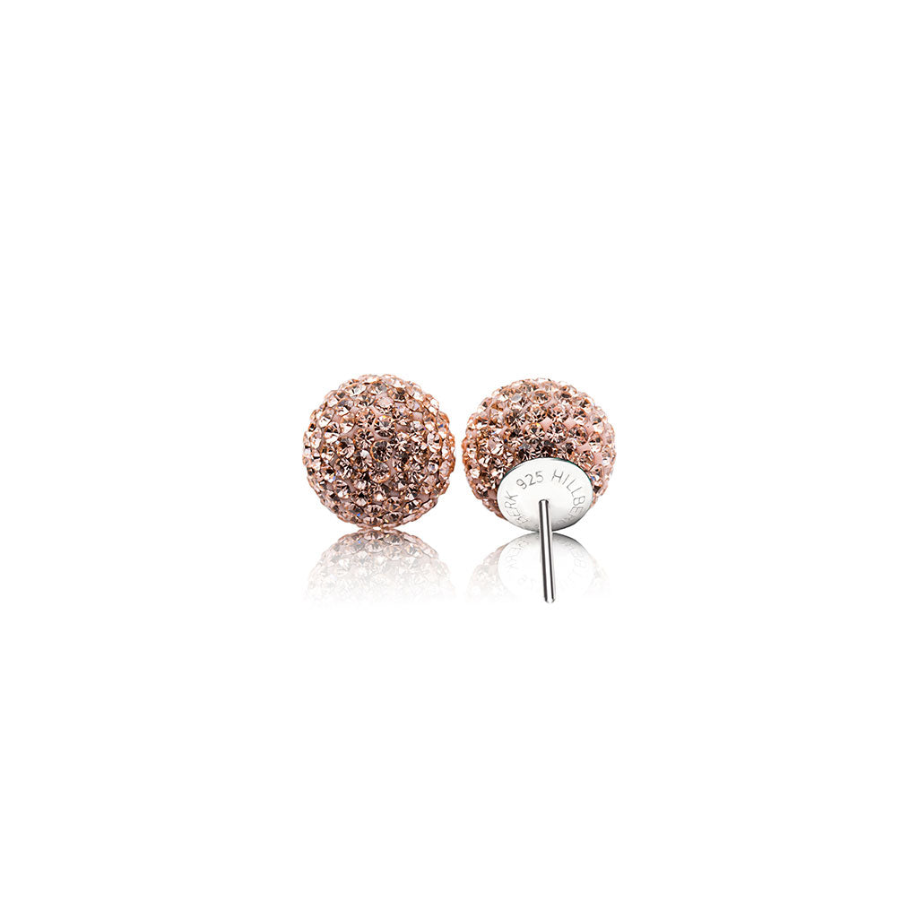 p round white everyday jackets crystal swarovski silver sterling fullxfull ear ball stud earrings paved il sparkly