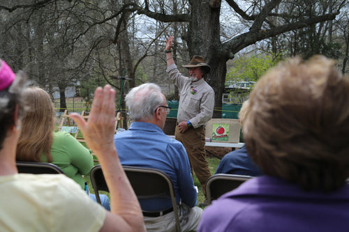 Organic Gardening Seminars by Master Grower Billy Styles