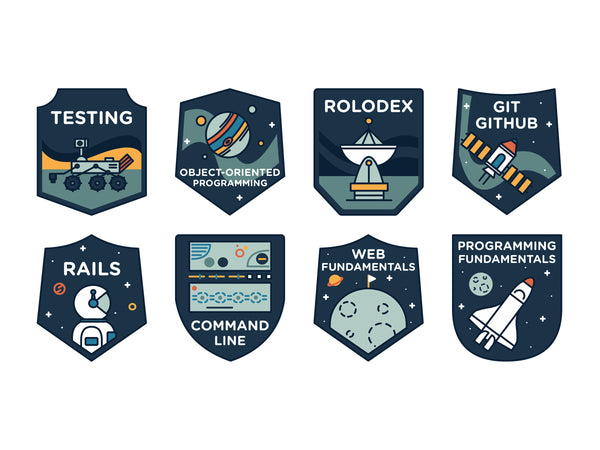 SLC Badges