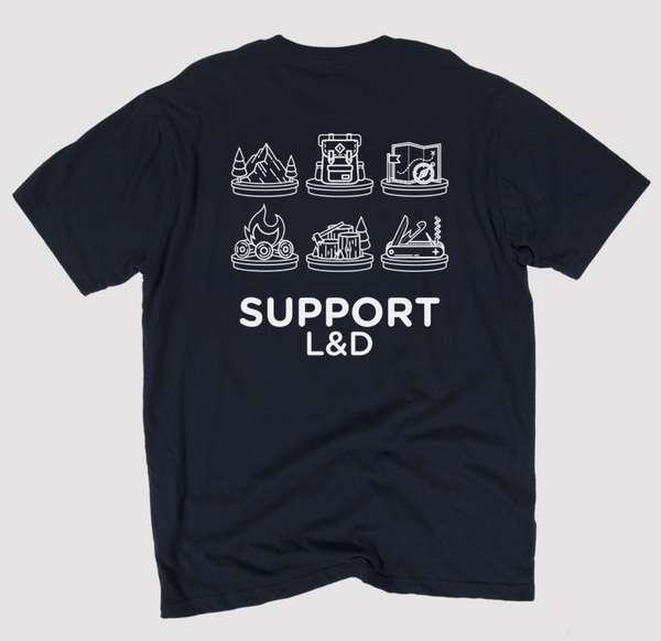 Support L&D Team Swag