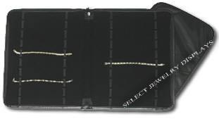 "Watch/Bracelet Folder 20 Sections With Foam Pad Insert Case Display 14"" H."