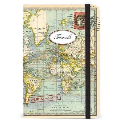 Notebook Travel