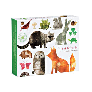 Boxed Nortcards Forest Animals