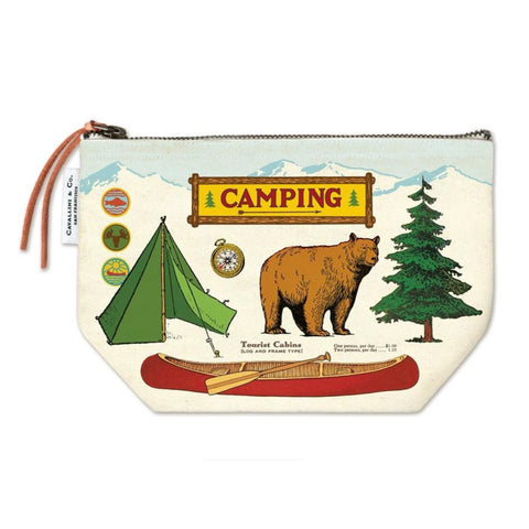 Pouch Camping